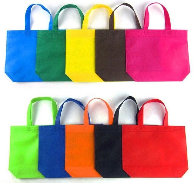 32*26cm 100pcs/lot new fashion pp non woven  shopping bag
