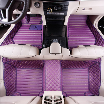 Custom full covered special car floor mats for Peugeot 5008 4008 3008 508 408 308 301 2008 307 207 waterproof durable carpets custom car floor mats for peugeot all model 307 206 308 308s 407 207 406 408 301 508 2008 3008 4008 auto accessories car styling