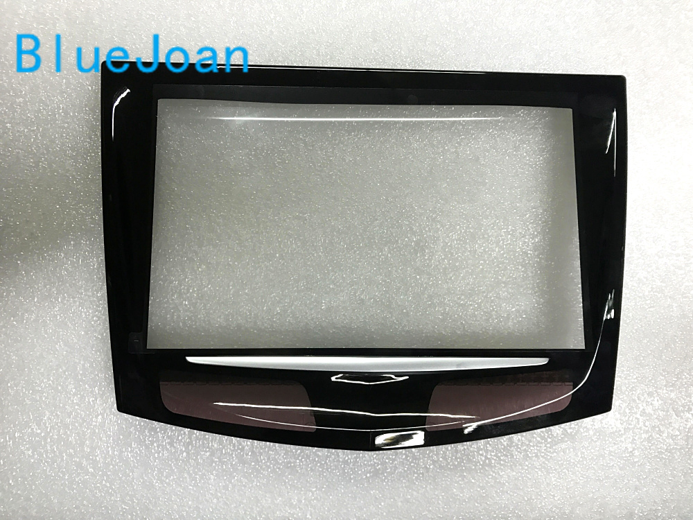 100 Brand new OEM Factory touch screen use for Cadillac CUE touch display digitizer Car DVD