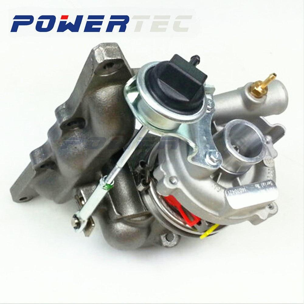 Balanced Full Turbo Charger For Mercedes Smart-MCC Smart 0.6 55 HP 2000 - 2001 708837-0005 New Turbocharger 708837-0010 Turbine