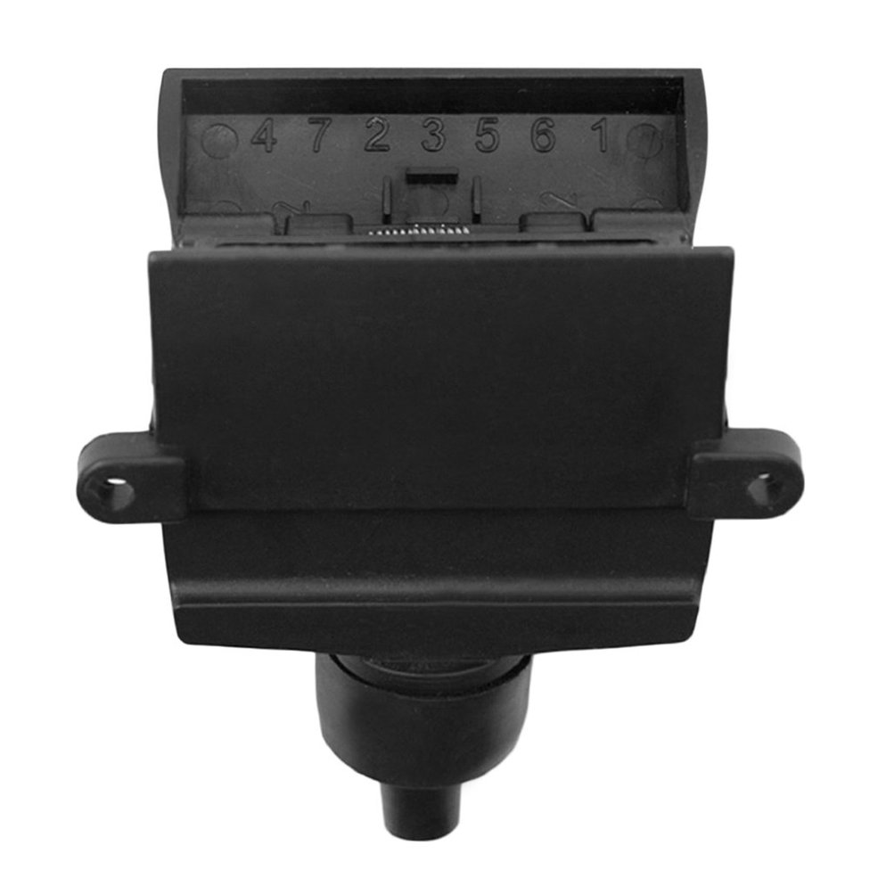 Image 4 - 7 Pin Flat Female Trailer Light Plug Connector Socket Caravan Car Truck Adapter Electrical Plug & Socket-in Trailers & Trailer Couplings from Automobiles & Motorcycles