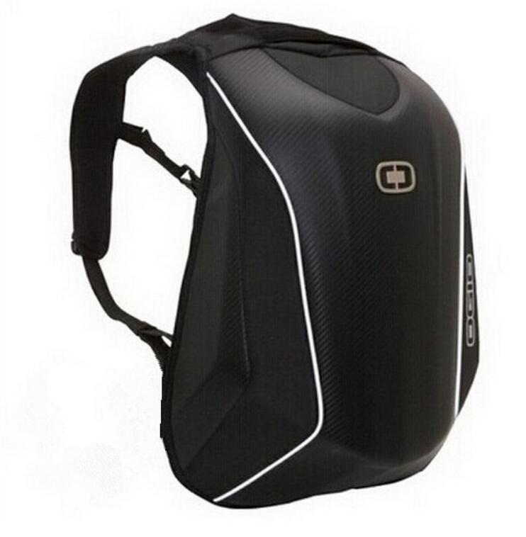 Us 42 24 12 Off Latest Version 2018 Ogio Mach 5 Knight Backpack Computer Bag Carbon Fiber Protector Motorcycle In Shorts From Automobiles