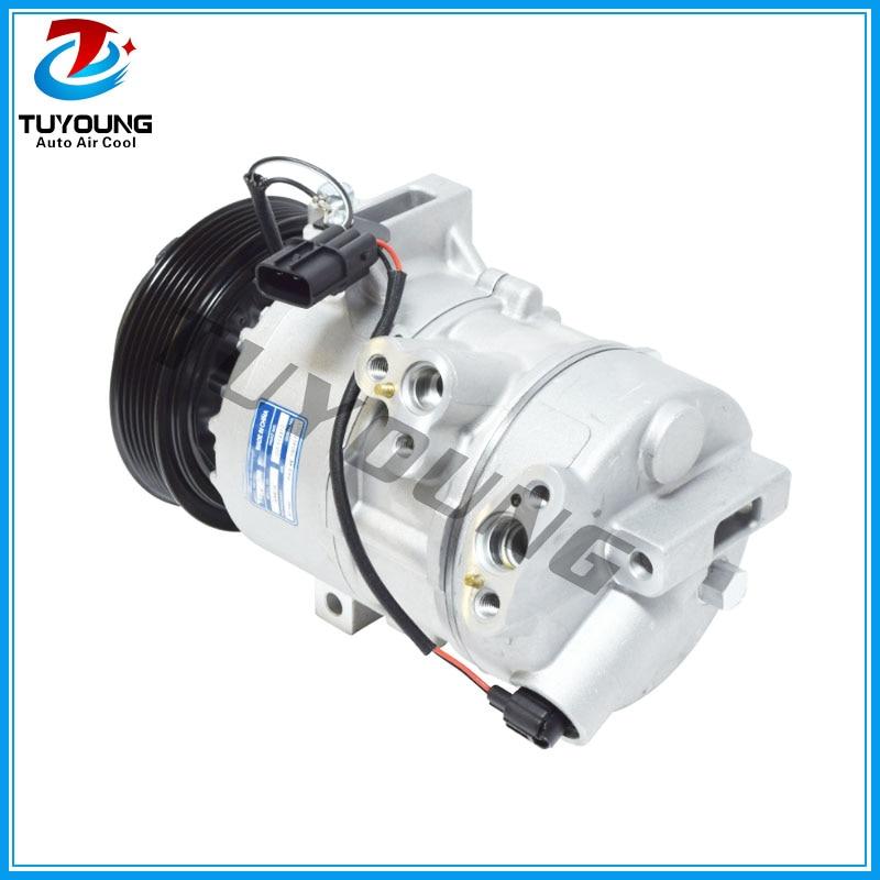 US $148 0 |DVE16 auto air con ac compressor for Hyundai IX35 Tucson Kia  Sportage 977012S000 97701 2S000 car air pump-in A/C Compressor & Clutch  from