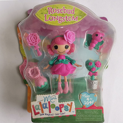 New Arrival 3Inch Original MGA Lalaloopsy Dolls And Accessories Packaged With The Box, For Girl's Toy Playhouse Each Uniqu3