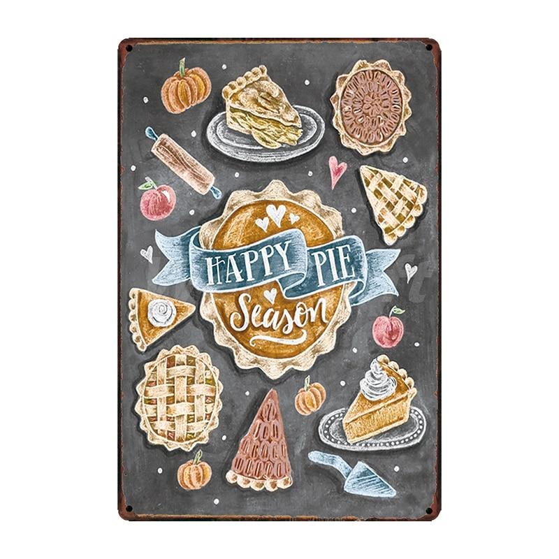[WellCraft] кофе Коктейль любовь торт чай жестяная вывеска настенные таблички на заказ металлическая живопись античный подарок Бар Паб Декор LT-1704