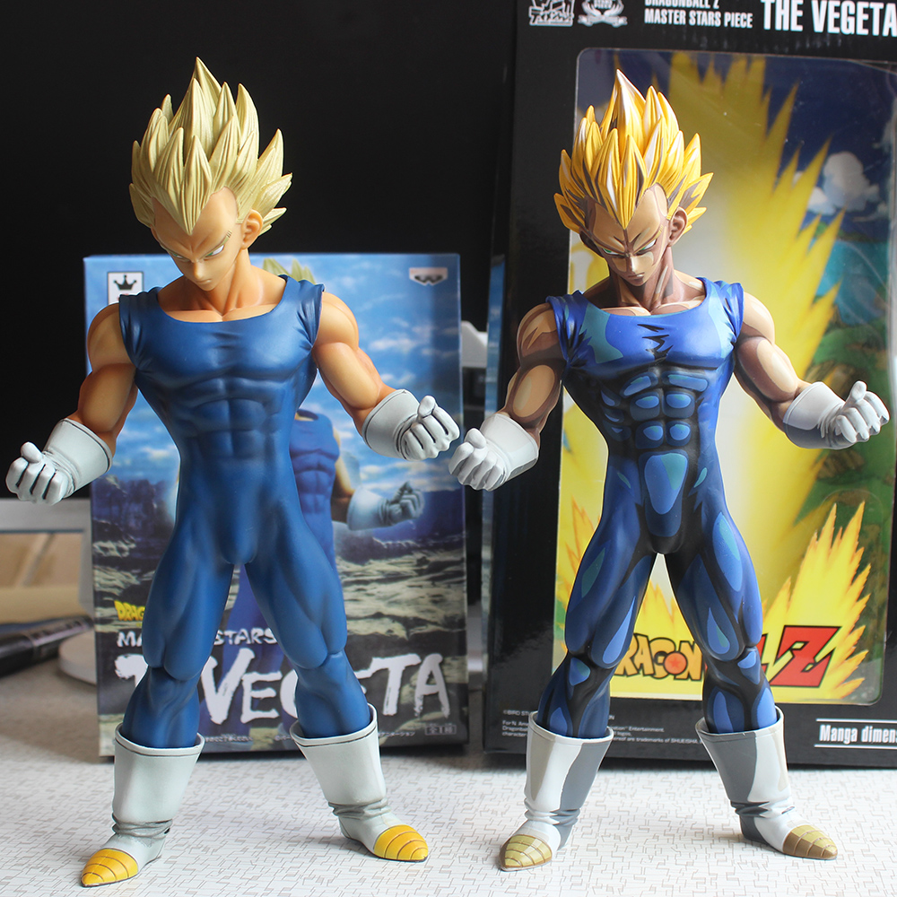 """Special <font><b>Anime</b></font> Color 10"""" <font><b>Dragon</b></font> <font><b>Ball</b></font> Z <font><b>Super</b></font> <font><b>Saiyan</b></font> <font><b>Vegeta</b></font> PVC Action Figure Manga Collection Model Toys"""
