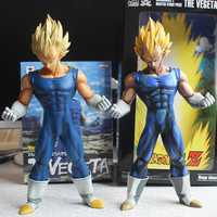 Special Anime Color 10 Dragon Ball Z Super Saiyan Vegeta PVC Action Figure Manga Collection Model