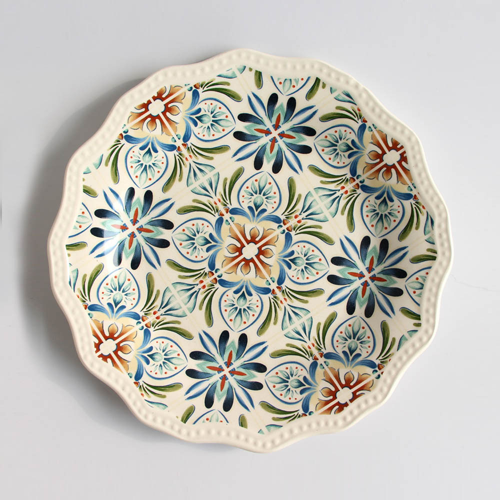 Floral Decorative Plates Awesome 57 Best Dinnerware China