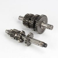 YX140 YX150 YX160 Transmission Gear Box Main Counter Shaft For Pit Dirt Bike Motocross YX 140cc 150cc 160cc Engine