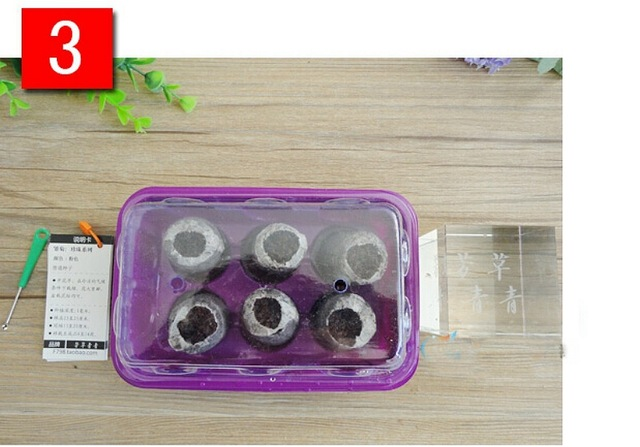 1pcs nursery block nutrition block compressed compressed peat block magic soil medium with packaging nursery block easy to use