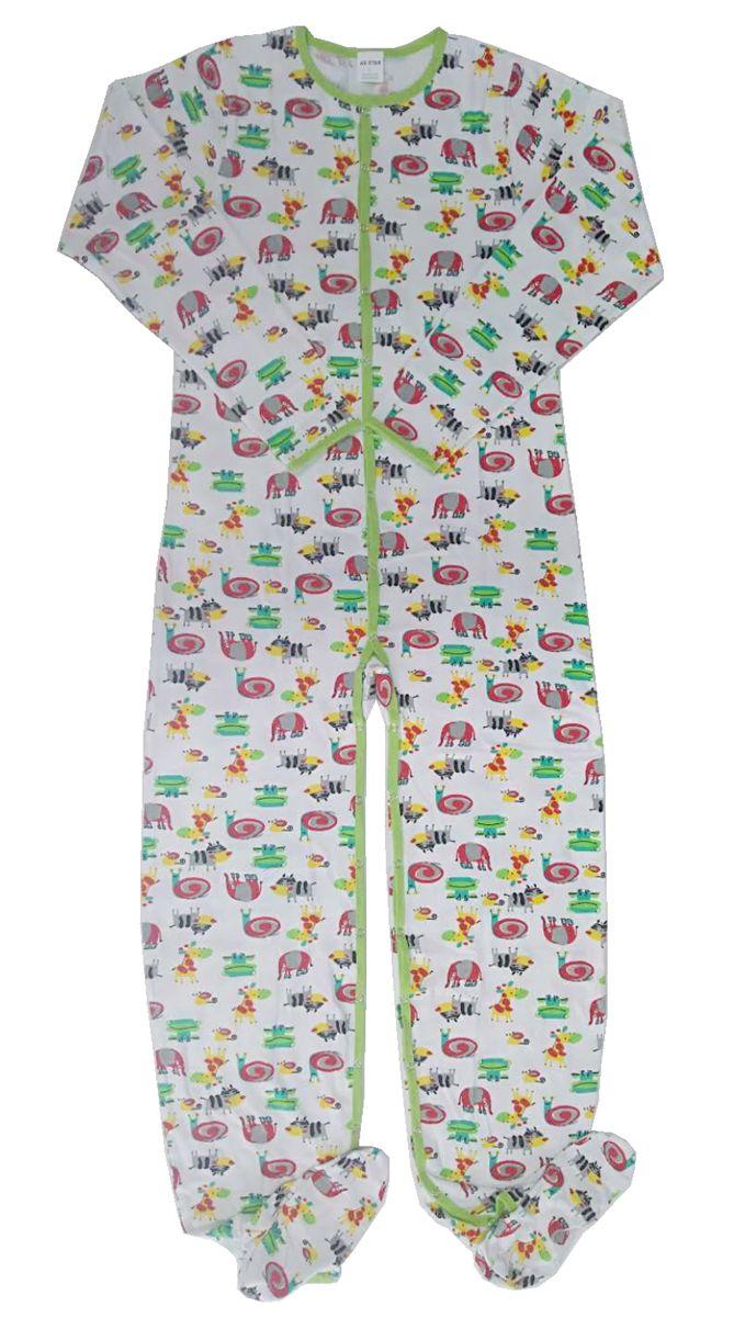 Frog  Printed Bodysuit With Foot / Adult Onesie With Foot/adult Baby Romper/abdl Clothes/printed Adult Bodysuit