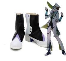 Idolish7 Yuki Cosplay Boots Shoes Custom Made Any Size цена и фото