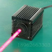 LD E650H05 250MW 650nm Laser Module Industrial Laser Head Red Laser Dot Good Heat Dissipation Can