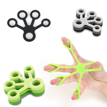 цена Decompression Antistress Finger Trainer Ring Fidget Training Finger Sensory Toy For Autism ADHD Increase Focus Sensory