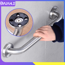 Bathroom Handrail Stainless Steel Bathroom Grab Bars for Elderly Disabled Bathtub Shower Safety Handle Wall Mounted Towel Bar цены