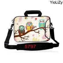 Laptop Shoulder bag 10 12 13 14 15 17 Inch Computer cover Notebook Tablet Case Messenger Bag handbag for macbook pro 13 SB-5797