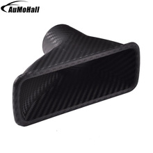 цена на Carbon Fiber Square Shape Air Intake Accessories Air Intake Funnel And Pipe