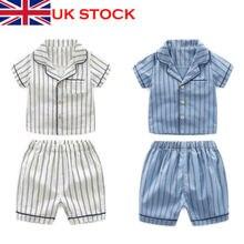 Детская Хлопковая пижама для мальчика, домашняя одежда для детей, детские носки в полоску; Ночная одежда для сна; детская пижама с принтом ночная рубашка свяжитесь с нами