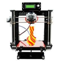 Geeetech I3 Pro C Dual MK8 Extruders Verbeterde Kwaliteit Hoge Precisie Reprap Prusa Diy Afdrukken Kits