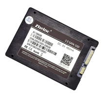 Zheino Hot S1 2.5 SATA 256GB SSD interna Solid Disk Drives SATA3 HARD DRIVE For Dell HP Lenovo ASUS Acer Thinkpad Laptop Desktop