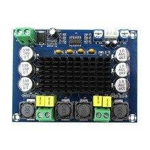 120 w + 120 w TPA3116 DC 12 v-24 v 2.0 Canais placa De Amplificador de Potência de Áudio Estéreo Digital