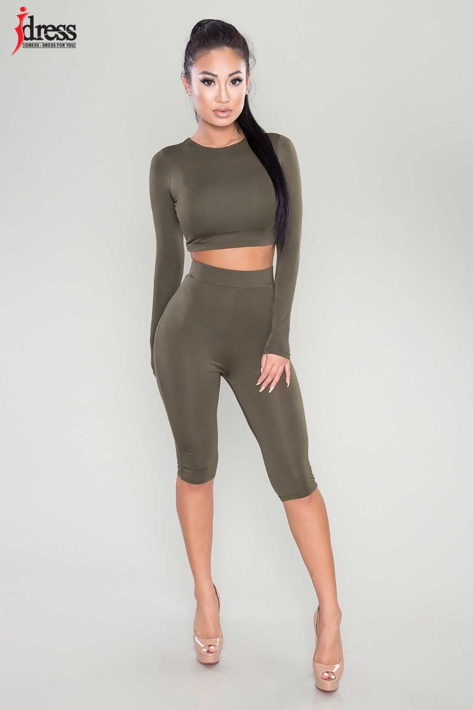 2IDress Women Two Piece Bodycon Jumpsuit Playsuit New 2016 Summer Knee Length Black Bodysuit Sexy Club Elegant Rompers Womens Jumpsuit (3)
