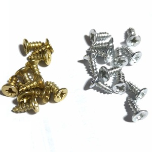 Image 2 - 2.5X6 8 10 12MM 1000pcs Screws Silver Bronze Black Brass At Choice Mini Nail Brads Box Hinge Packing Accessories