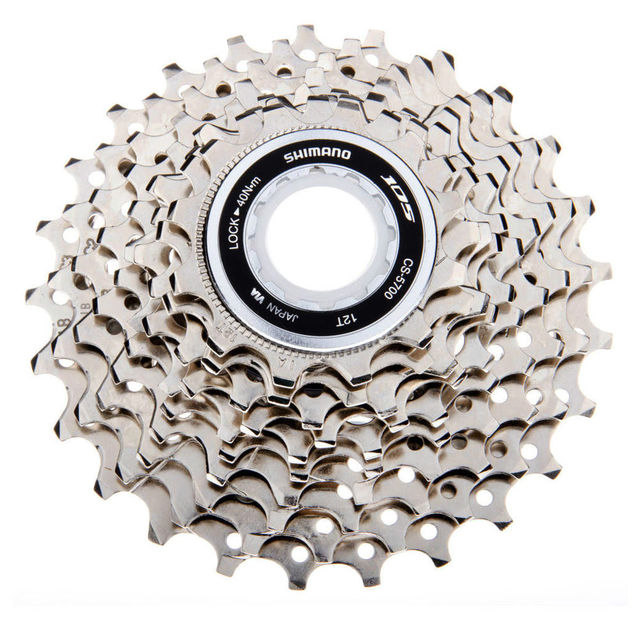 425c180a9fc shimano 105 CS-5700 10 SPD Speed HG Cassette Sprocket Road Bike Cycling 12-