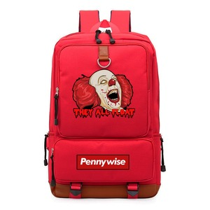 Image 3 - WISHOT Pennywise clown lover verliezer Rugzak Schouder reizen Schooltas Boekentas voor tieners mannen vrouwen Casual Laptop Tassen