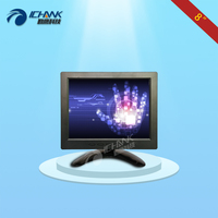 B080JC V59 8 Inch 1024x768 VGA HDMI USB Signal Portable High Sensitivity Four Wire Resistance Touch