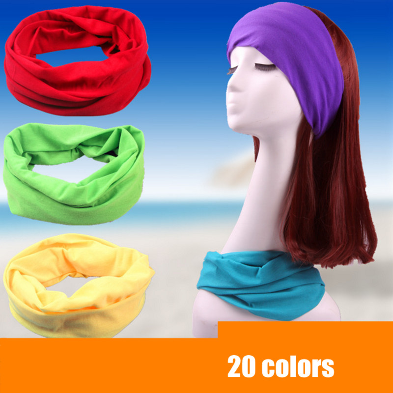 Headscarf Seamless Bandanas 2017 New Outdoor Balaclava Multifuction Camouflage Headbands Neck Tube Sunscarf Unisex Mask scarves