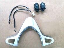 Para X60 volante partes: teclas multifunción, mazo de cables, cubierta central
