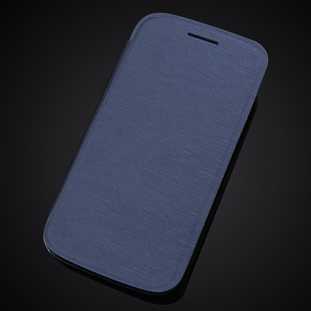 Battery Housing Cover For Samsung Galaxy Core I8260 I8262 GT-I8262 8260 8262 Thin Slim Flip Cell Phone Case