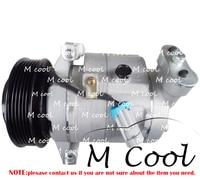 Высокое качество Новый CSP17 авто ac компрессор для автомобиля chevroelt Cruze 1.6/Орландо 2.0 2010 2012 687997689 13314480 106290114