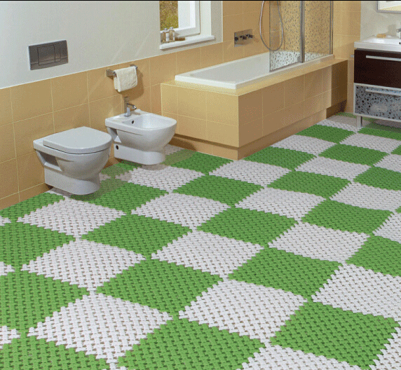 Online Shop Free Shipping Bathroom Mats Diy Free Splice By