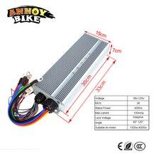 60V 72V 84V 96V 108V 120V 4000W Hub Motor Wheel Controller 36MOS Max Current 100Amp For (Hub motor 1500w-4000w)