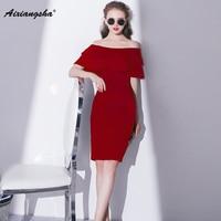 2018 Fashion Cheap Celebrity Dresses For Red Carpet Vestido De Festa Mermaid Sereia Selena Gomez Custom