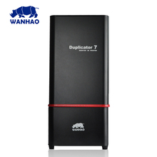 New 2018! Duplicator 7 V1.2 – V1.3 – V1.4 – V1.5 (Red Edition)  WANHAO Version UV resin DLP SLA 3D printer D7 high quality