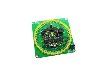 Kit de temporizador electrónico DIY 60 segundos temporizador kit de aprendizaje de soldadura