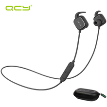 QCY sets QY12 sports wireless earphone bluetooth headphones for iPhone Android Phone and portable storage box
