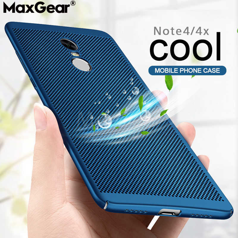 Ultrathin Mesh Hard Phone Case For Xiaomi Mi 5 6 5S 5C Plus 8 SE 5X 6X Mix 2 2S Max 3 Pro A1 A2 S Back Cover Merk Hoesjes Armor