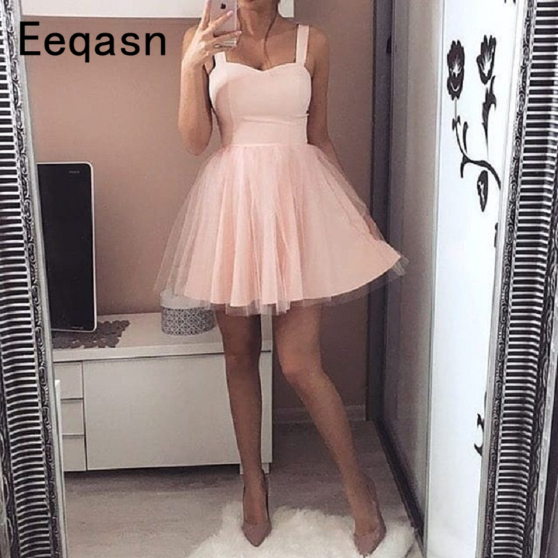 99512b798d4 Detail Feedback Questions about Cute Short Homecoming Dresses 2018 Cheap  8th Grade Graduation Dresses for High School Cocktail Prom Dress Party Gowns  on ...