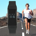 X16 Multifunctional Smart Intelligenct Heart Rate Sleep Monitoring Fitness Bracelet Wristband For Android For IOS