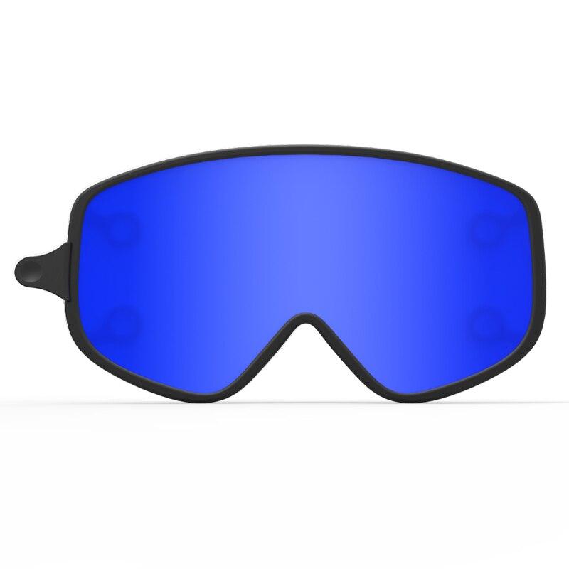Melhor Lente De Esqui COPOZZ Magnética Dual use Lente Exterior para 2440  Anti nevoeiro óculos de Esqui Snowboard Óculos De Proteção Noite UV400  Homens ... 8f2d8ff1ea