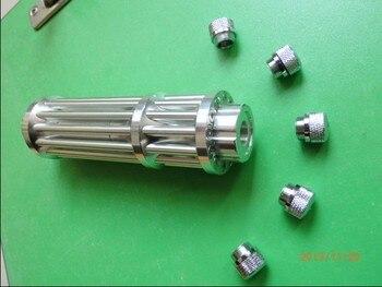 AAA Powerful High Power Military 450nm 5000000m 500W Lazer Flashlight Blue Laser Pointer Burning Paper cannon Light Burn Cigars