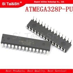 1PCS ATMEGA328P-PU DIP28 ATMEGA328-PU DIP ATMEGA328P U DIP-28 328P-PU new and original IC