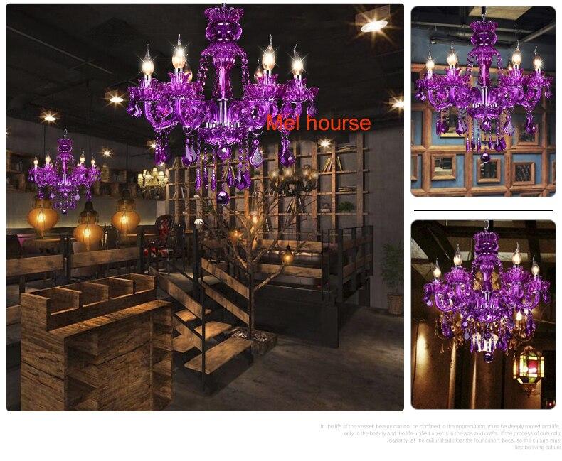Lampadari Per Ragazze : Perle di vetro per lampadario di cristallo di modo ragazze camera
