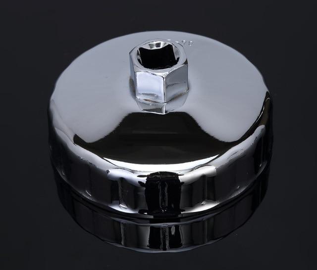 """915--911 llave de filtro de aceite de tapa de acero llave de la caja del motor del estilo de la unidad cuadrada de 1/2 """"Llave automática, Llave manual, neumático de herramientas de reparación"""