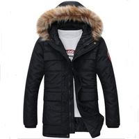 Free Shipping The New Winter 2015 Men S Fashion Leisure Men More Upscale Warm The Cold