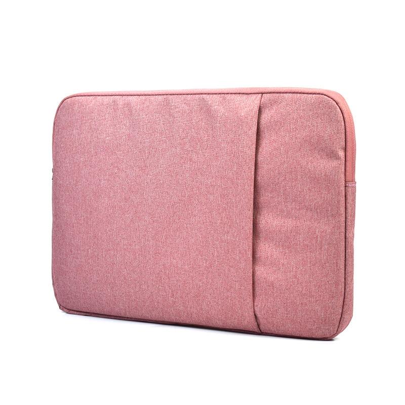 Hoge kwaliteit zachte hoes laptop tassen draagbare rits laptop - Notebook accessoires - Foto 5